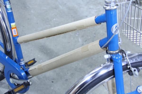 自転車の保護