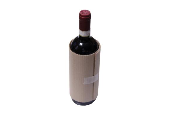 ワインボトルの保護